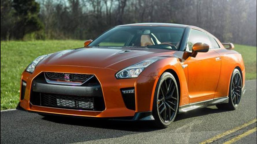 Nissan GT-R restyling, l'evoluzione continua [VIDEO]