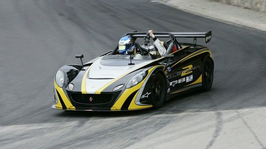 Lotus 2-Eleven Proves Credentials