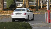 2018 Mercedes C350e facelift spy photo