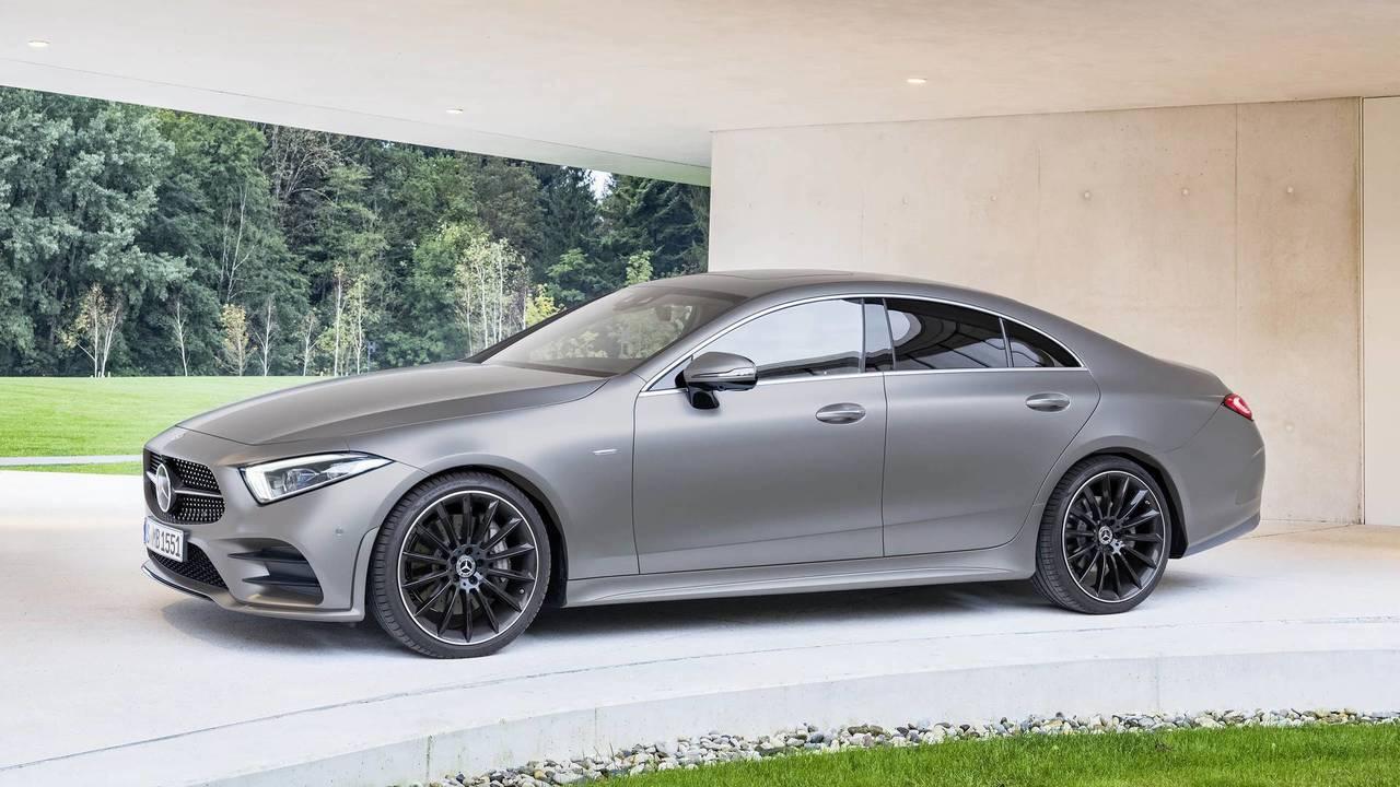 2019 Mercedes Benz Cls Class Photo