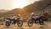 BMW F 750 GS y BMW F 850 GS 2018
