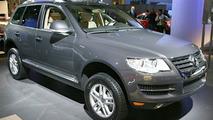 Volkswagen Touareg 2 at NYIAS
