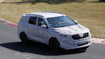2015 Kia Borrega / Mohave spy photo 06.9.2013