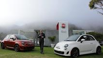 2014 Fiat 500C GQ Edition 17.08.2013