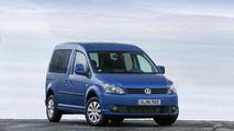 Volkswagen Caddy BlueMotion announced for Frankfurt