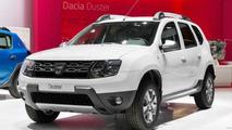 2014 Dacia Duster facelift live at 2013 Frankfurt Motor Show 12.09.2013