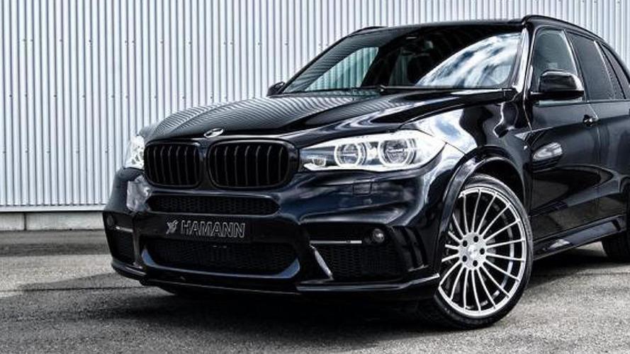 Third-gen BMW X5 fully modified by Hamann