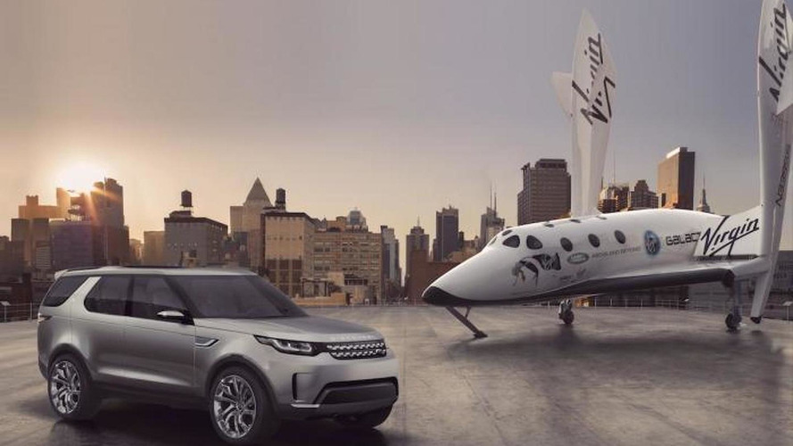 Land Rover Discovery Vision concept leaked?
