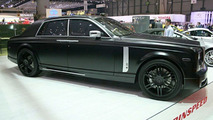 Rolls Royce Phantom by Mansory