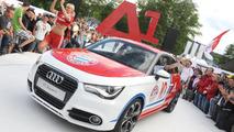 Audi A1 FC Bayern Edition, Wörthersee 2010,  Austria, 20.05.2010