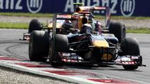 Sebastian Vettel (GER), Red Bull Racing - Formula 1 World Championship, Rd 14, Italian Grand Prix, Sunday Race, 12.09.2010 Monza, Italy