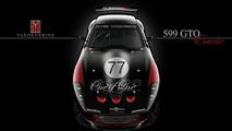 Vandenbrink Ferrari 599 GTO Ecurie GTX Images Released