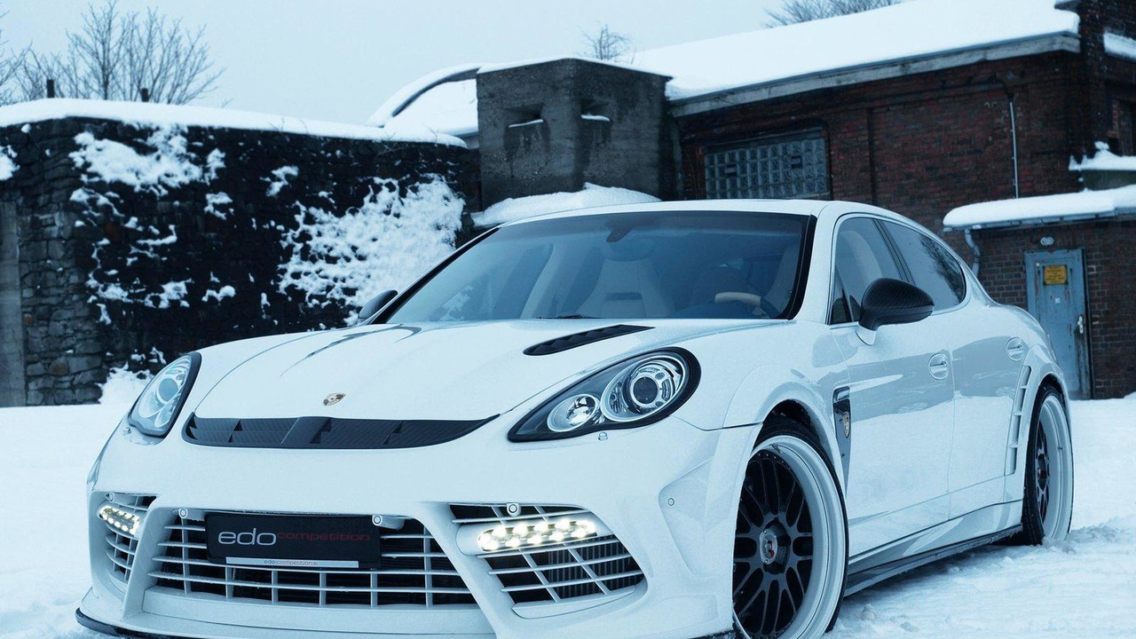 Panamera Moby Dick by Edo Competition 20.01.2011