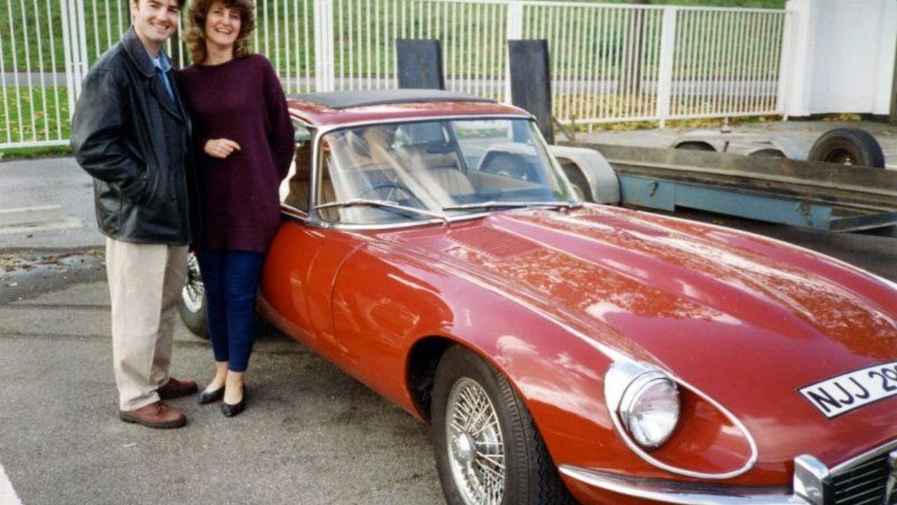 1973 V12 Jaguar E-Type