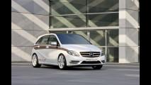 Mercedes Classe B E-Cell Plus Concept