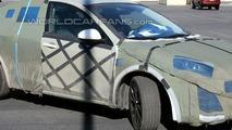Mazda3 Prototype Spy Photo