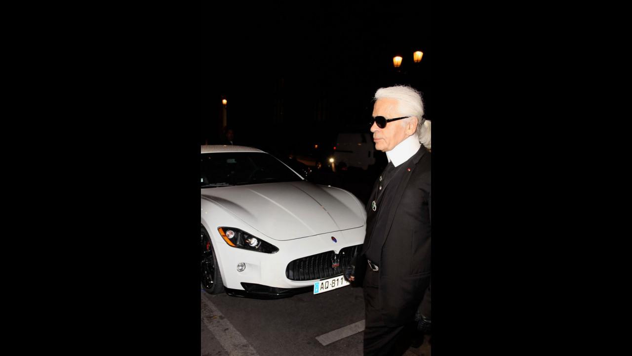 Maserati al Festival di Cannes 2011