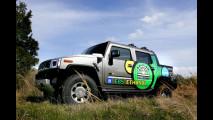 Hummer a bioetanolo (E85)