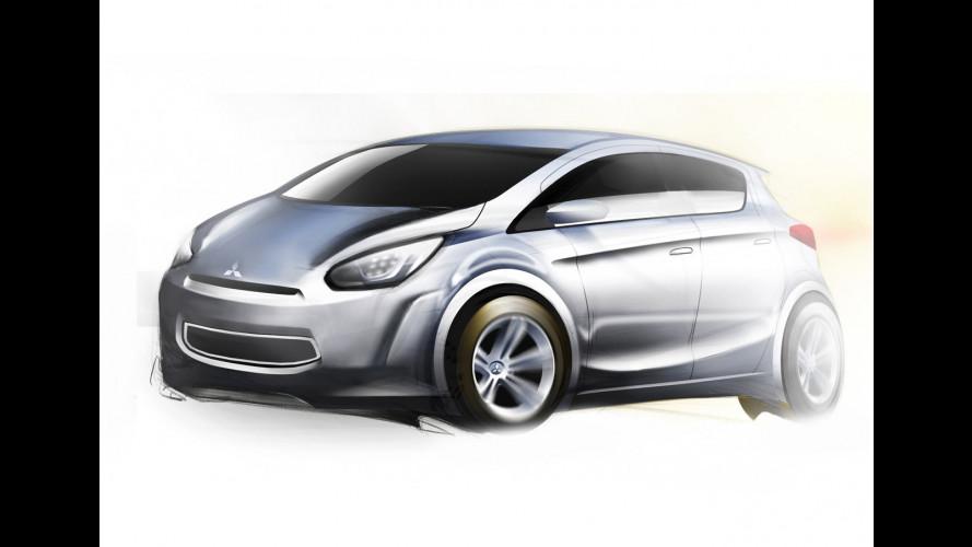 Mitsubishi Concept Global Small