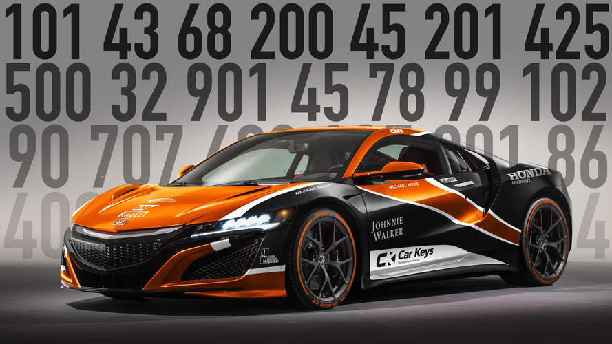 Motor Math: The Week's Most Important Car Numbers (March 25, 2017)