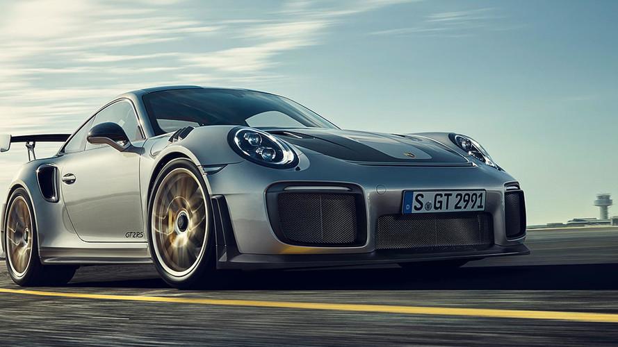 Porsche 911 GT2 RS Past And Present Mega Gallery (243 Photos)