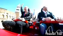 Ferrari Roller Coaster Güvercin Video