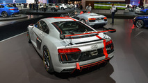 Audi R8 LMS GT4 - New York 2017