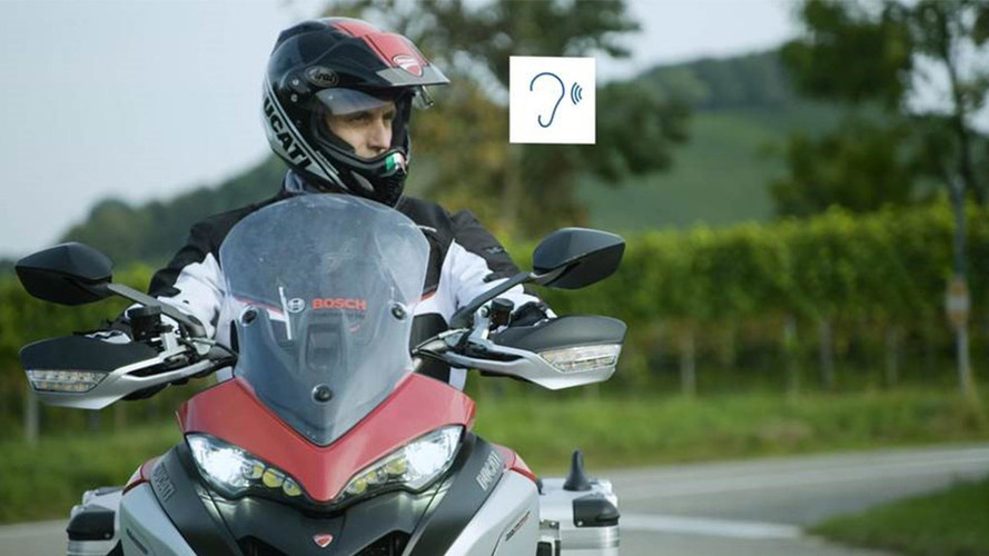 Bosch y Ducati comunican coches y motos para evitar colisiones