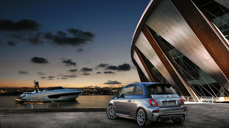 Abarth 695 Rivale special edition