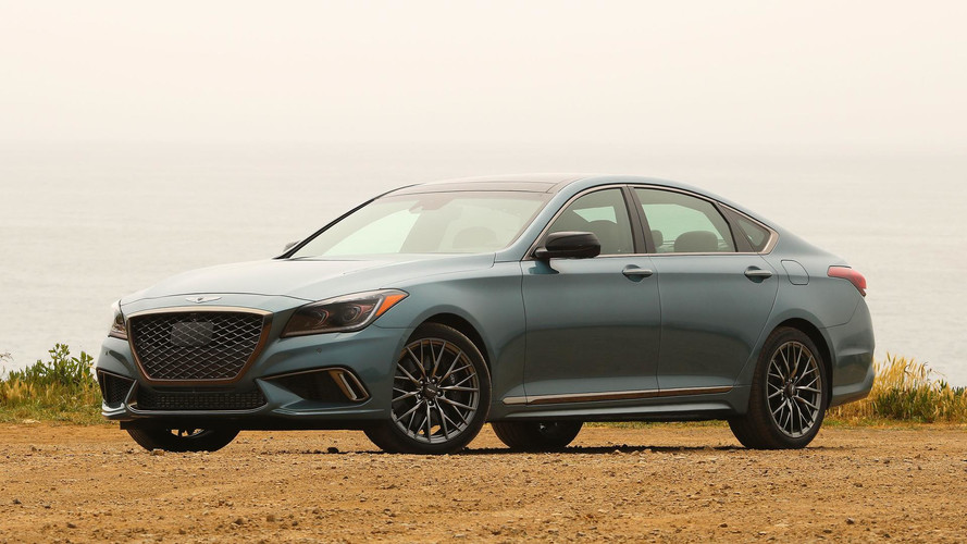 2018 Genesis G80 Sport: A Great First Step Toward Sportiness