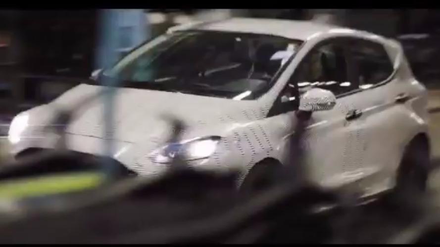 Ford - La nouvelle Fiesta ST est (presque) prête à bondir