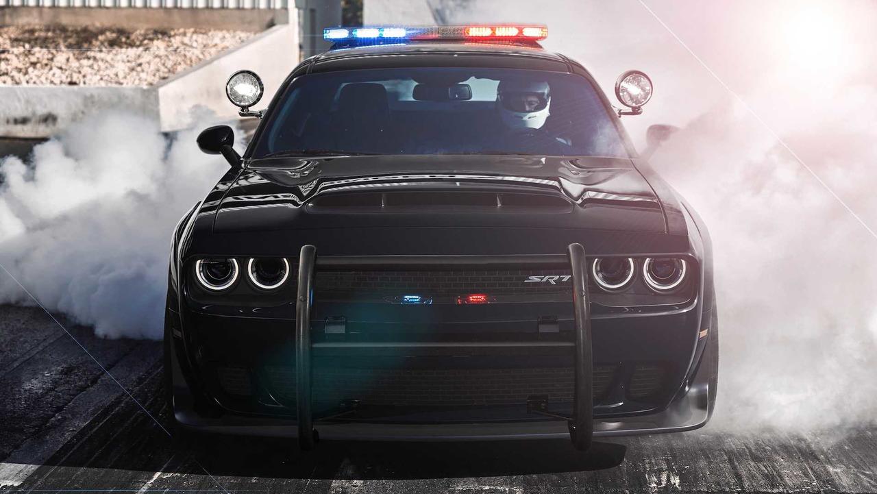 Dodge Demon Polis Aracı