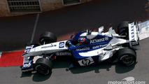 Juan Pablo Montoya - Entre las dos victorias, Montoya estuvo, entre otras categorías, en Fórmula 1 con los equipos Williams y McLaren. Con Williams, en el año 2003, ganó el GP de Mónaco. Nunca participó en las 24 Horas de Le Mans, aunque tuvo la intención y llegó a negociar con Porsche.  Photo by: Sutton Motorsport Images