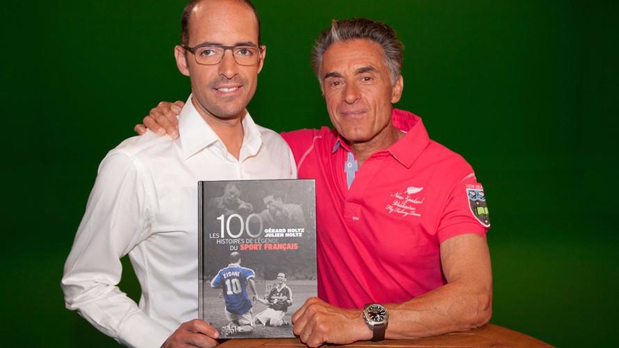 Gérard et Julien Holtz racontent 100 histoires du Sport auto