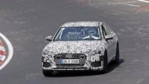 Audi S6 2018: fotos espía