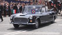 voiture chef d'état