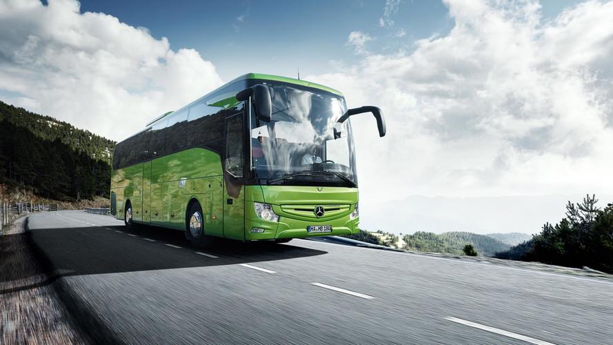 Yeni Mercedes Tourismo'ya merhaba deyin