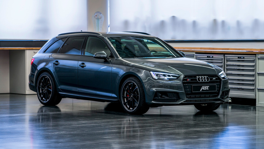 L'Audi S4 revue et corrigée par ABT Sportsline