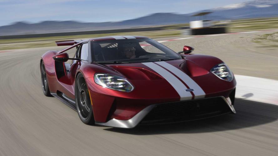 Ford, GT süper otomobilinin pist süresini umursamıyor