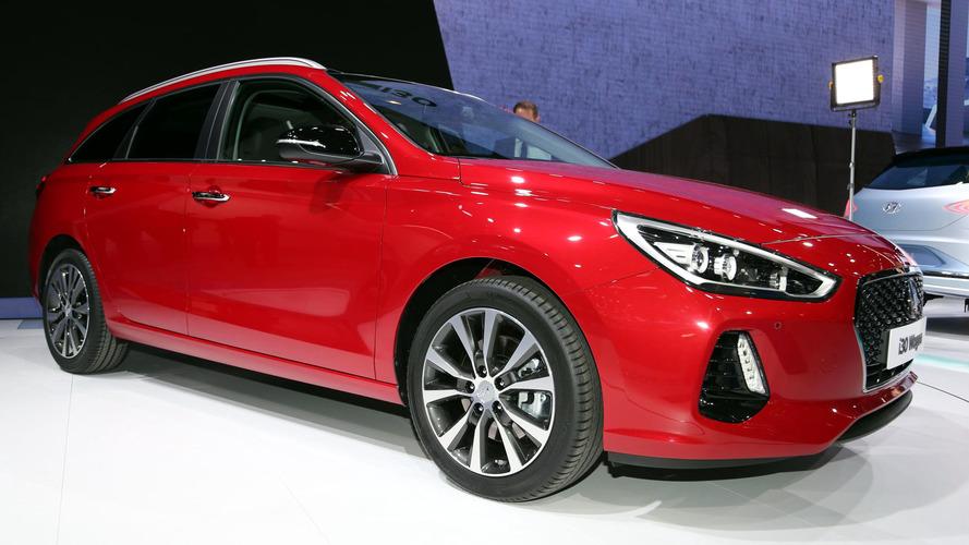 2017 Hyundai i30 Tourer tabuları yıkmaya geldi