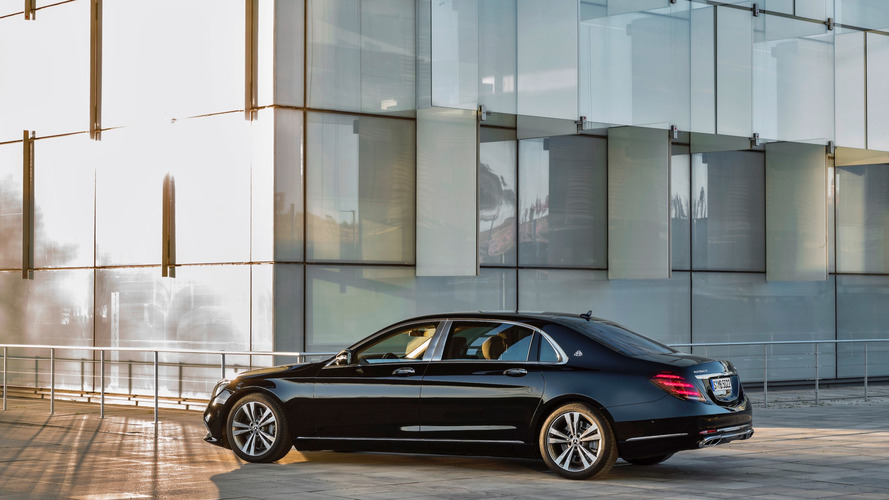 Mercedes-Maybach Clase S 2017