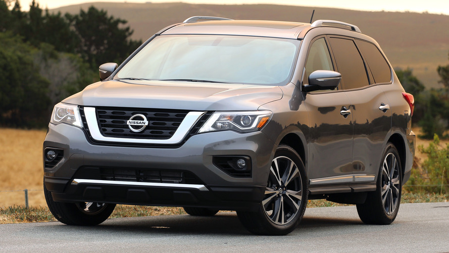 Upgraded 2017 Nissan Pathfinder starts at $30,980