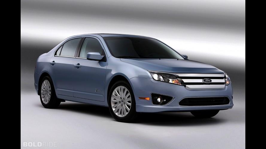 Ford Fusion Hybrid