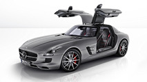 2013 Mercedes SLS AMG GT Nurburgring lap time is 7:30 - priced for US