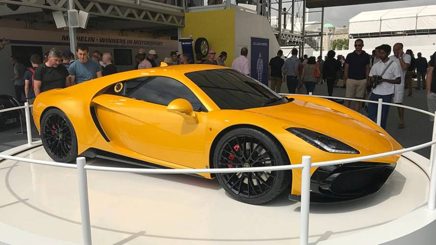 Noble Reveals New Road-Friendly M500 Supercar At Goodwood