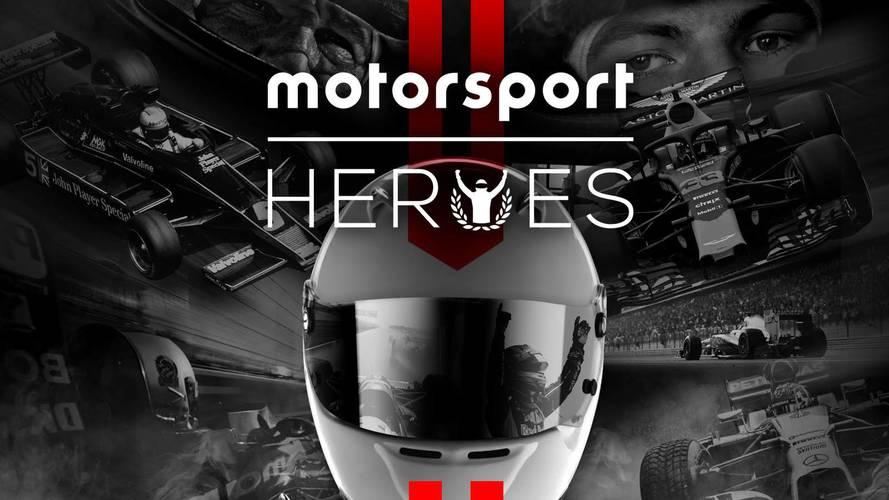 Motorsport Network se asocia con el escritor y productor ejecutivo de 'Senna', Manish Pandey, para 'Motorsport Heroes'