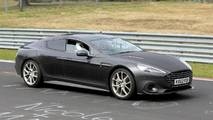 Aston Martin Rapide Amr Spied Testing At The N 252 Rburgring