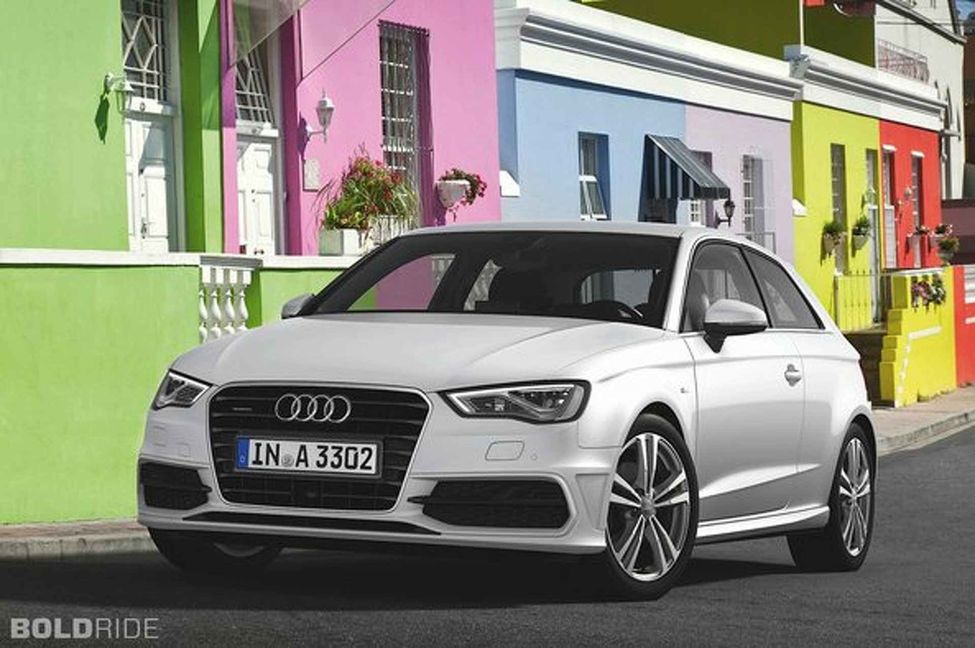 Sibling Rivalry- Audi Says VW Golf