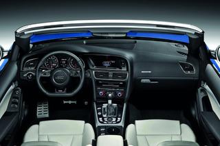 2013 Audi RS5 Cabriolet Drops Its Top Ahead of Paris Debut