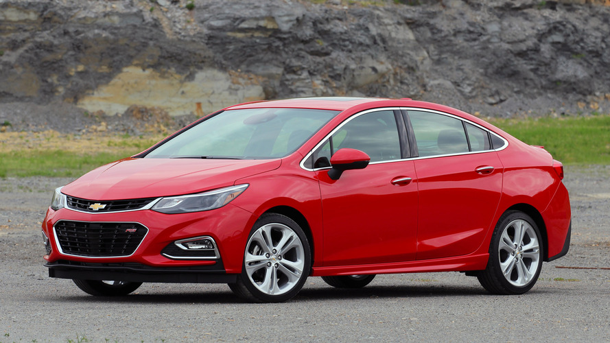 Gm Proven Wrong Reporter Finds Cruze Sedans Built In Mexico